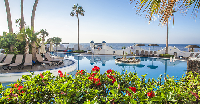 Santa Barbara Tenerife - Fitness center & Pool