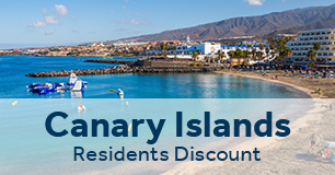 Canary Islands Residents Discount
