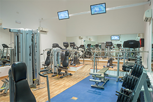 Santa Barbara Fitness Center